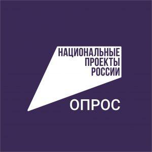 Опрос: Национальные проекты России